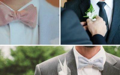 LLevar corbata o pajarita en las celebraciones